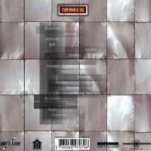 MMIX (ed. digipack) - Back