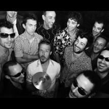 Crazy punk brass band Live - Photo promo