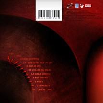 Les lignes de fuite (ed. limitée digisleeve) - Back